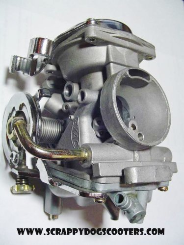 Chinese Scooter Carburetor Vento V Thunder, Yamaha XV250 Motorcycle Parts
