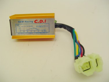Racing Performance CDI 50cc 125/150cc GY6 157QMJ Chinese Scooter Moped Motorcycle Parts