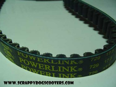 729-17.5-30 Gates Powerlink Belt 50cc 139QMB GY6 Chinese Scooter Moped Motorcycle Parts