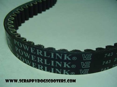 743-20-30 Gates Powerlink Belt 125/150cc 157QMJ GY6 Chinese Scooter Moped ATV Motorcycle Parts