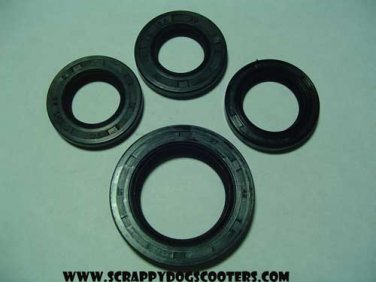 Oil Seal Kit 139QMB 50cc GY6 Chinese Scooter Moped Motorcycle Parts ATV