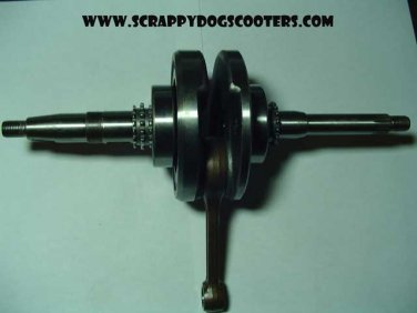 Crankshaft 125/150cc GY6 157QMJ Chinese Scooter Moped ATV Motorcycle Parts