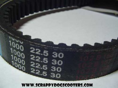 1000-22.5-30 Belt CF250 CFmoto Drive Belt Chinese Scooter Moped ATV Motorcycle Parts