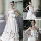 ELYSEMOD Ball Gown Sweetheart Floor Length Ruffles Quick Delivery/ Evening/ Formal Dresses