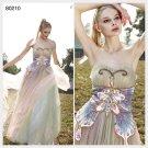 Elysemod A-line Sweetheart Floor-length Sleeveless Tulle Evening Dresses/ Women's Dress 80210