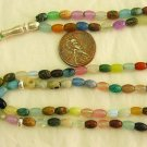 ISLAMIC PRAYER BEADS TESBIH SUBHA 99 MULTI GEMSTONE