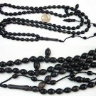 ISLAMIC PRAYER BEADS TESBIH VSPEC.OFFER 99 BUFFALO HORN
