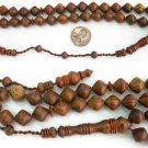 PRAYER BEADS TESBIH V.RARE PARADISE WOOD OUD SPEC OFFER