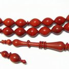 PRAYER BEADS TESBIH ROYAL ZULU TREE BERCHEMIA ZEYHERI XXXR HIGHLY COLLECTIBLE
