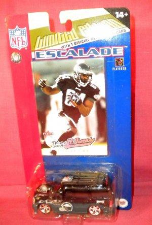 Terrell Owens Fleer Collectibles Escalade 2005 Philadelphia Eagles