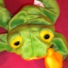TY Beanie Babies 1997  - SMOOCHY the Frog