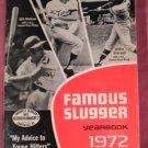 1972 Famous Slugger Yearbook Willie Stargell Tony Oliva