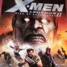 XMEN LEGENDS II: Bradygames Strategy Guide Xbox  PS2 Gamecube