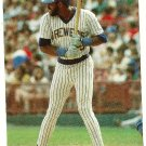 "Cecil Cooper 5"" x 7"" Milwaukee Brewers Promo"