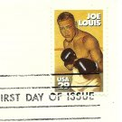 First Day Cover JOE LEWIS w/29 cent stamp 1993