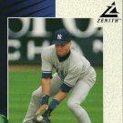 1998 Derek Jeter 5x7 Dare To Tear Card
