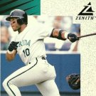 1998 Gary Sheffield 5x7 Dare To Tear Card