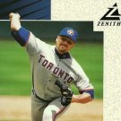 1998 Roger Clemens 5x7 Dare To Tear Card