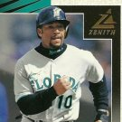 1998 Gary Sheffield 2.5x3.5 Dare To Tear Card a3