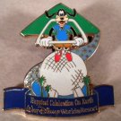 Happiest Celebration on Earth DISNEY Pin Goofy 2005 Epcot