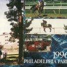 1996 Philadelphia Park Racetrack Calendar NEW