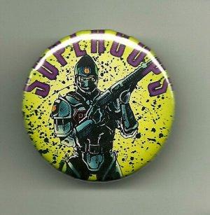 1992 Now Comics SUPERCOPS Pin