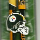 Pittsburgh Steelers 2 Pack Ball Point Pens NEW