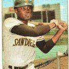Clarence Gaston San Diego Padres 1971 Topps Super Baseball Card