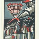 2005 MLB All Star Game Ballot Baseball Card Major League Baseball