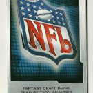 2005 NFL Handbook Fantasy Graft Guide