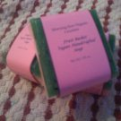 FRUIT Basket Organic Vegan Soap 5oz