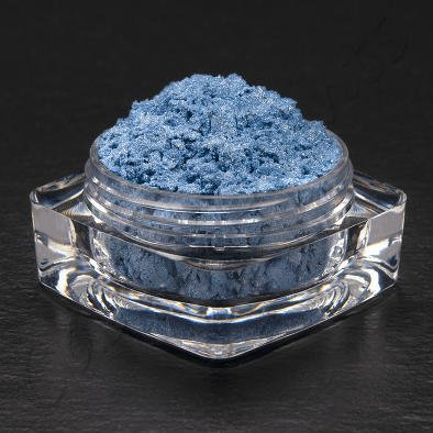 Silver Bluestar Mineral Eye Loose Pigments (5grams)