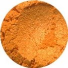 Tangy Orange Pearlescent Mineral Loose Eye Pigment (5grams)