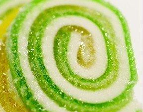 Green Lime Sugar Organic Soap( 2 rolls)