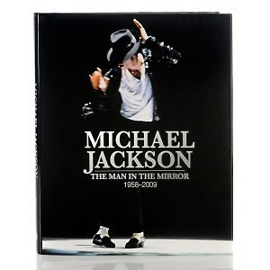 Michael Jackson The Man in the Mirror 1958-2009 Hardcover Book By Tim Hill ISBN 1407549677