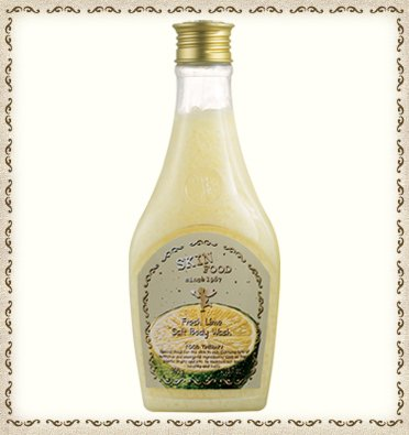 Fresh Lime Salt Body Wash