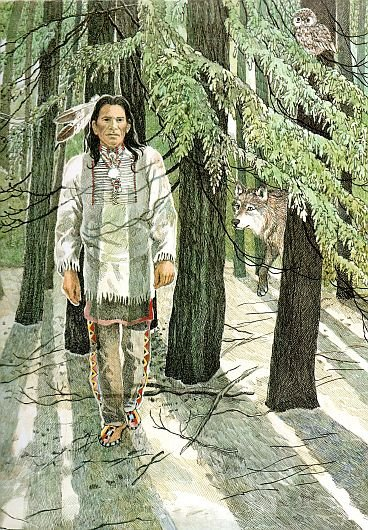 Brother Eagle, Sister Sky : Susan Jeffers (K-3; SUQUAMISH, Hardcover, 1991)