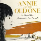 Annie and the Old One : Miska Miles (NAVAJO STORY, Vintage Hardcover, 1972)