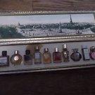 NEW Les Meilleurs Parfums de Paris 10 mini bottles -FREE SHIPPING-RARE
