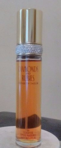 Elizabeth Taylor Diamonds and Rubies Eau de Toilette Spray 1.7 fl oz