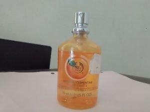 The Body Shop Satsuma Clementine Eau De Toilette 1.0 FL Oz. 30 Ml Citrus Fruity