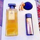 Vintage Arpege Lanvin Parfum Extract & Eau De Lanvin Atomizer Perfume Set
