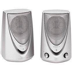 Sony Srs-a27 Desktop Personal Speakers 2-way Power Supply