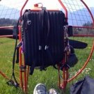 Fresh Breeze Simonini, powered paraglider with harness, spare prop, tools. USD 5950.00