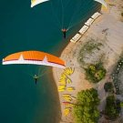 Paragliders for sale, free shipping, world wide delivery. Visa, Mastercard
