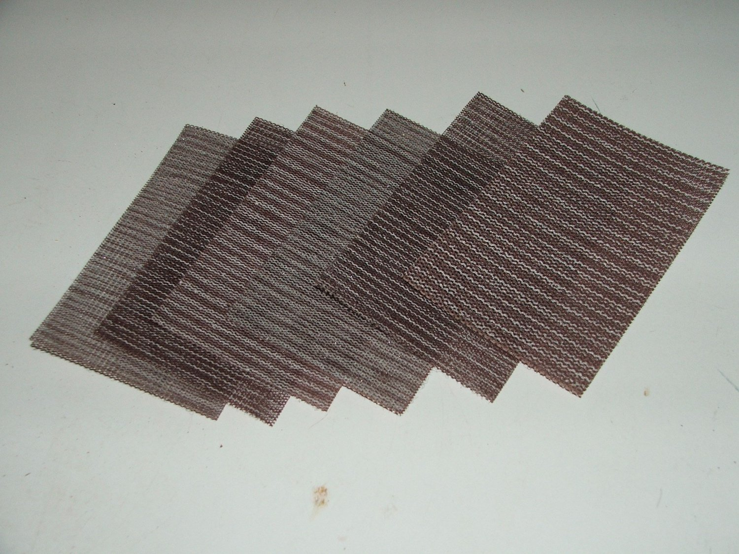 ABRANET - 6 Strips each 12 inches long  for Woodturners