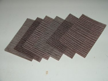 ABRANET 8 strips 12 inch long for Woodturners
