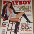 Playboy Magazine - May 2006 Girls of the top 10 party schools, Rebecca Romijn, MLB preview
