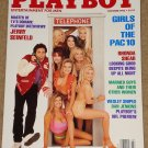 Playboy Magazine - October 1993 Jenny McCarthy, Jerry Seinfeld, Rhonda Shear, girls of the pac 10