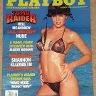 Playboy Magazine - August 1999 Nell McAndrew, Albert Brooks, Shannon Elizabeth, Lucy Liu